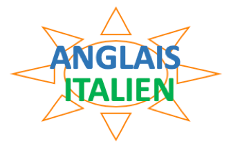 Italien anglais cours bilingue débutant – CPF