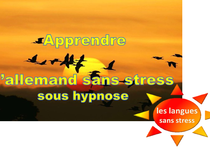 Allemand courant et professionnel sous hypnose – CPF