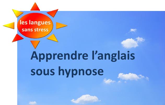 Anglais sous hypnose – CPF