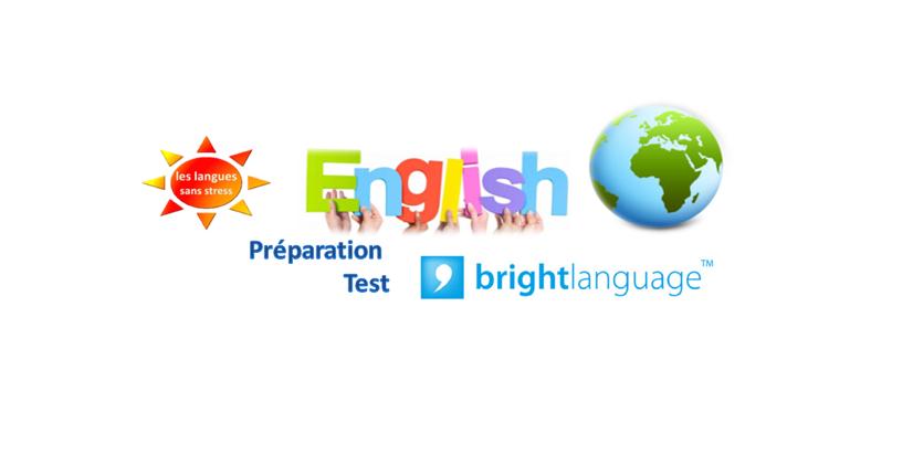 Anglais préparation Test Bright éligible CPF