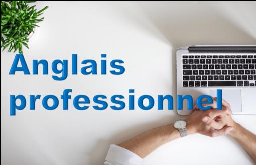 Anglais professionnel par niveaux CECRL – CPF