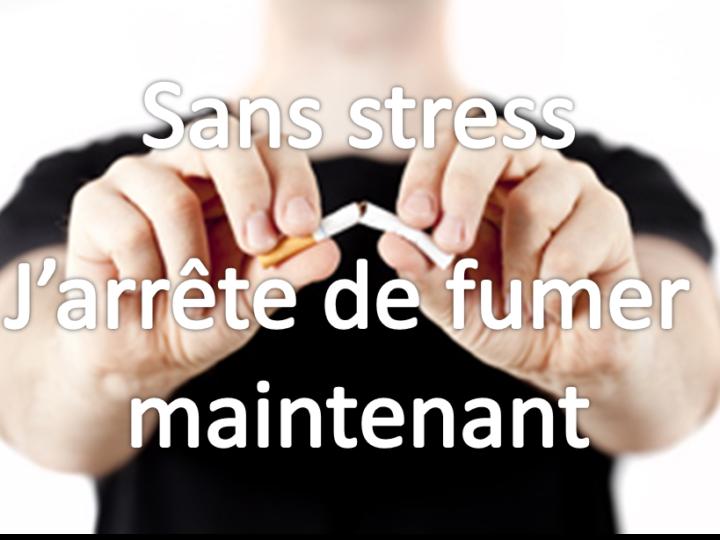 Hypnose pour arrêter de fumer sans stress